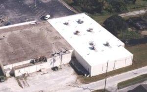 County Buidling Roof Repair
