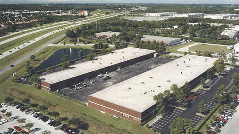 West Bay Corporate Center All Area Roofing
